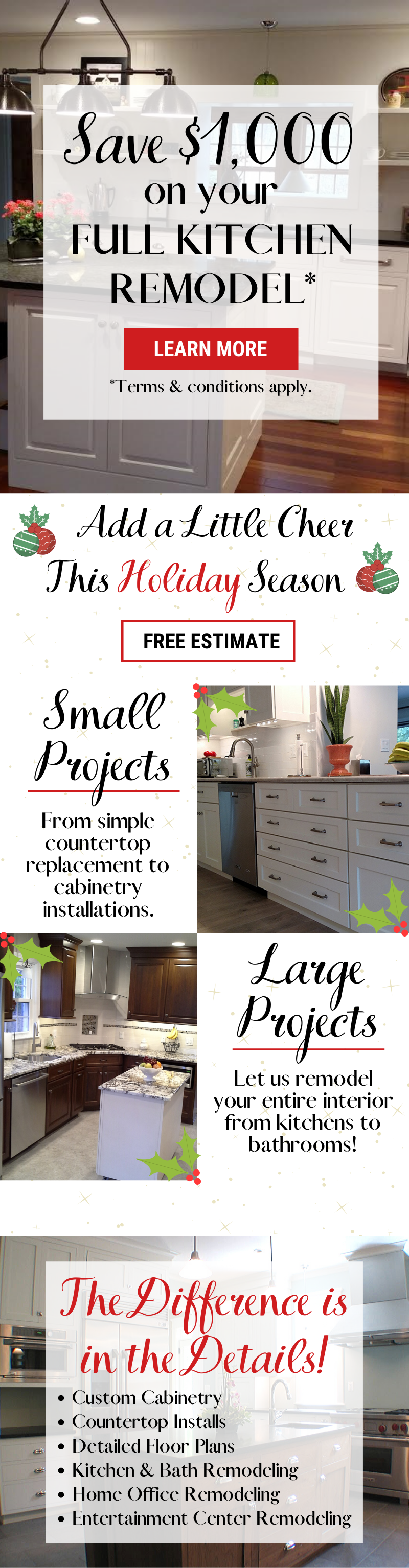 The Perfect Remodeling Gift For Your Home! 2